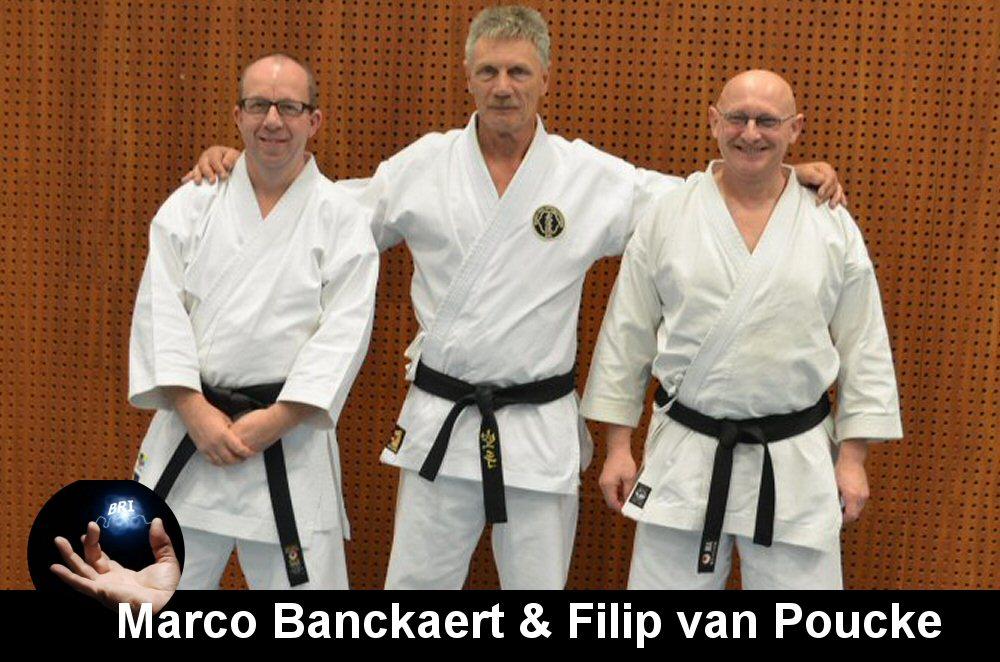 Marco Bankaert and Filip van Poucke